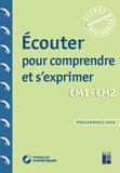 François Fontaine et Christian Lamblin - Ecouter pour comprendre et s'exprimer CM1-CM2. 1 Cédérom
