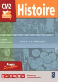 François Fontaine et Christian Lamblin - Histoire CM2 - Clé USB de ressources vidéoprojetables.