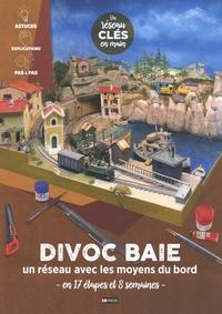 François Fontana - Divoc Baie - Un réseau avec les moyens du bord en 17 étapes et 8 semaines.