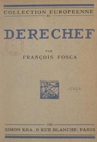 François Fosca - Derechef.