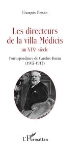Galabria.be Les directeurs de la villa Médicis au XIXe siècle - Correspondance de Carolus-Duran (1905-1913) Image