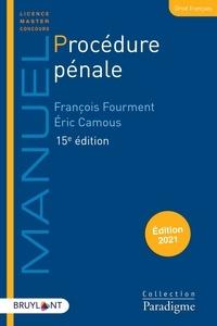 François Fourment - Procédure pénale.
