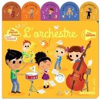 François Foyard et Elvire Aucher - L'orchestre.