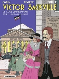 François François et  Borile - Victor Sackville - tome 1 - L'Opéra de la mort.