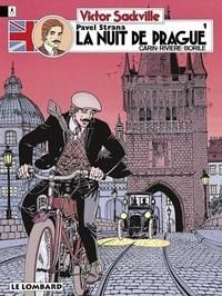 François François et  Borile - Victor Sackville - tome 7 - Pavel Strana T1 : La Nuit de Prague.