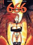 François Froideval et  Tacito - 666 Tome 5 : Atomik requiem.