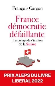 François Garçon - La solution suisse.