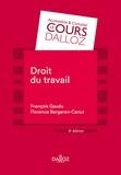 François Gaudu et Florence Bergeron-Canut - Droit du travail.