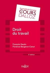 François Gaudu et Raymonde Vatinet - Droit du travail.