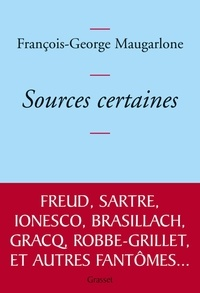 François-George Maugarlone - Sources certaines.