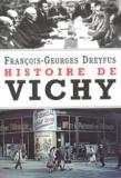 François-Georges Dreyfus - Histoire de Vichy.
