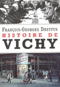 Histoiresdenlire.be Histoire de Vichy Image