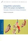 François Ghesquière - Inégalités salariales dans les pays européens - Concepts, mesures et niveaux d'analyse.