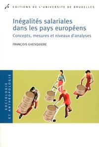 Blackclover.fr Inégalités salariales dans les pays européens - Concepts, mesures et niveaux d'analyse Image