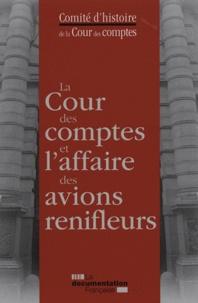 François Giquel - La Cour des comptes et l'affaire des avions renifleurs.