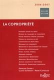 François Givord et Claude Giverdon - La copropriété - 6e édition.
