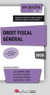 François Goliard - Droit fiscal général.