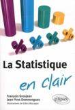 François Grosjean et Jean-Yves Dommergues - La Statistique en clair.