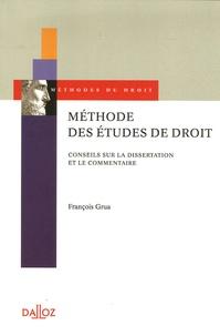 Costituentedelleidee.it Méthode des études de droit - Conseils sur la dissertation et le commentaire Image