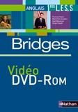 François Guary et Marie Fort-Couderc - Anglais 1e L, ES, S Bridges - DVD-ROM Vidéo.