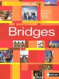 François Guary et Marie Fort-Couderc - Anglais 2e Bridges - Programme 2003.