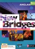 François Guary et Marie Fort-Couderc - Anglais Tle New Bridges. 1 CD audio