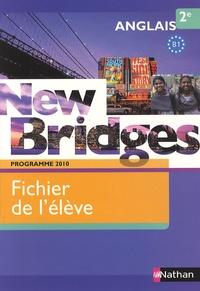 François Guary et Marie Fort-Couderc - New Bridges Anglais 2e Programme 2010 B1 - Fichier de l'élève.