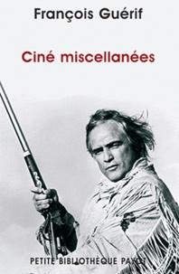 François Guérif - Ciné miscellanées.