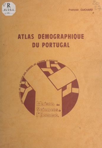 Atlas démographique du Portugal