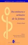 François Haab - Incontinence urinaire de la femme.