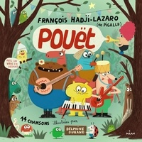 François Hadji-Lazaro et Delphine Durand - Pouët. 1 CD audio