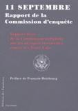 François Heisbourg - 11 septembre rapport de la Commission d'enquête - Rapport final de la Commission nationale sur les attaques terroristes contre les Etats-Unis.
