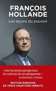 François Hollande - Les leçons du pouvoir.