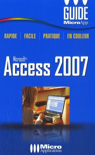 François Houste et Sandrine Houste - Access 2007.