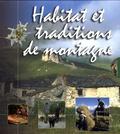 François Isler et Dominique Lambert - Habitat et traditions de montagne - Coffret en 2 volumes : Fermes de montagne ; Bergers et transhumance.
