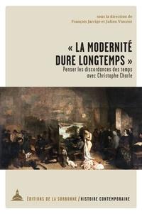 """François Jarrige et Julien Vincent - """"La modernité dure longtemps"""" - Penser les discordances des temps avec Christophe Charle."""