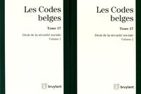 François-Jean Masquelin - Droit de la sécurité sociale - 2 volumes.