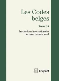 François-Jean Masquelin - Institutions internationales et droit international.