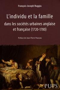 Accentsonline.fr L'individu et la famille dans les sociétés urbaines anglaise et française (1720-1780) Image