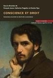 François Jouen et Catherine Puigelier - Conscience et droit - Conscience du droit et droit de la conscience.