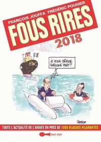 François Jouffa et Frédéric Pouhier - Fous rires.