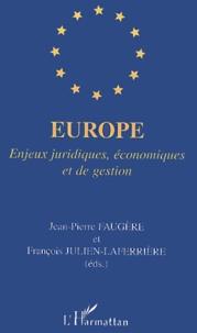 François Julien-Laferrière et Jean-Pierre Faugère - .
