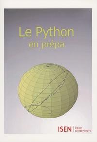 François Kany - Le Python en prépa. 1 Cédérom