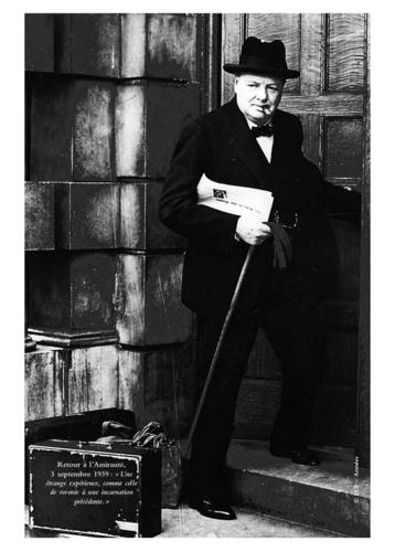 Winston Churchill. Le pouvoir de l'imagination 2e édition
