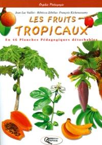 François Kichenassamy - Les fruits tropicaux - En 46 planches pédagogiques détachables.