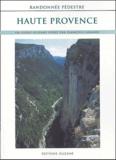 François Labande - Haute Provence - Randonnée pédestre.