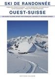 François Labande et Georges Sanga - Ski de randonnée Ouest-Suisse - 153 itinéraire de ski-alpinisme.