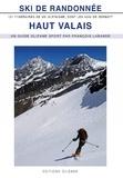 François Labande - Ski de randonnée - Haut Vallais.