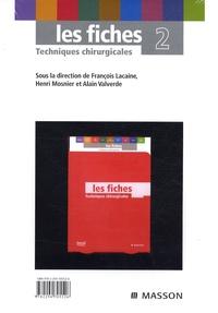 Les fiches Techniques chirurgicales - Volume 2.pdf