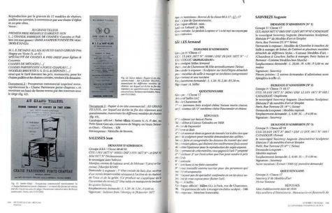 Le meuble français à l'Exposition universelle de 1878. Demandes d'admission et questionnaires remplis par les exposants dans la classe 17 : meubles de luxe et à bon marché
